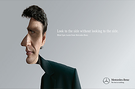 Title: Look Twice; Client Daimler AG; Agency: Jung von Matt; Country: Germany