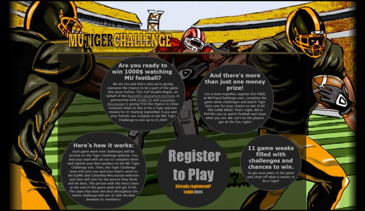 mu-tiger-challenge-website
