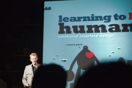 Aarron Walter - Learning to Love Humans: Emotional Interface Design