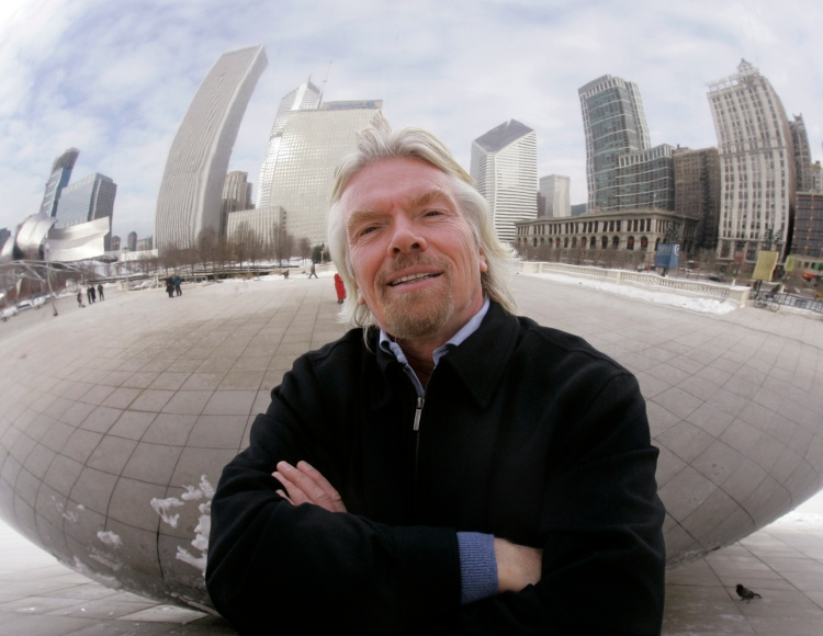Richard Branson: Give people the freedom of where to work