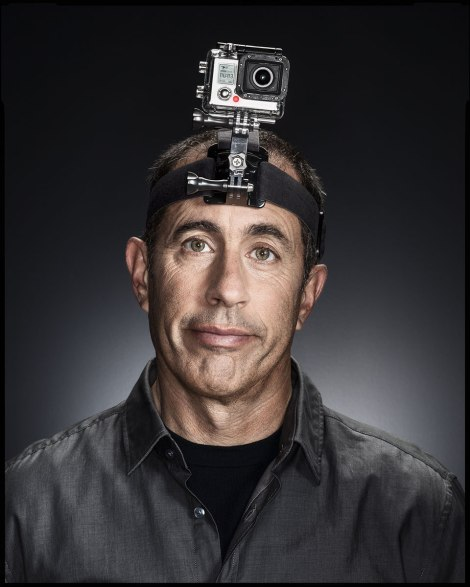 Wired:  Jerry Seinfeld on How to Not Be a Jerk in the Digital Age