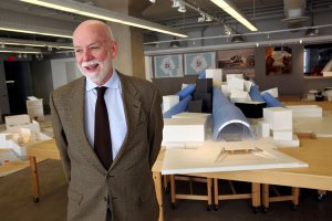 Richard Armstrong, director of the Solomon R. Guggenheim Museum and Foundation. Credit Richard Perry/The New York Times