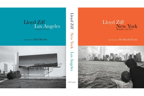 SPD: New York and Los Angeles Through Lloyd Ziff's Unique Eye