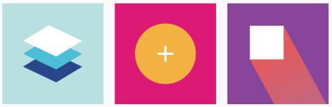 2016: Google MaterialDesign