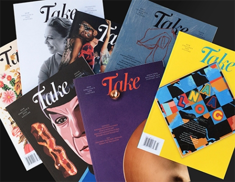 A Creative Mag for NewEngland